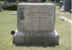 Henrietta <I>Mundheim</I> Karpeles