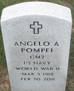 """Angelo """"Sam"""" Pompei"""