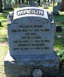 William H Mason