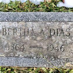Bertha Anna <I>Bahs</I> Dias