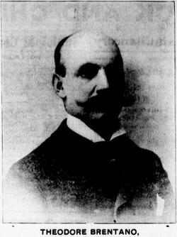 Theodore Brentano