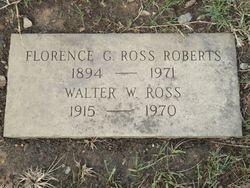Florence <I>Griffin</I> Roberts