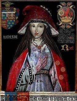 Katherine <I>de Roet</I> Swynford