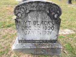 Henry Hoyt Black Jr.