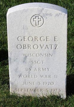 George Obrovatz