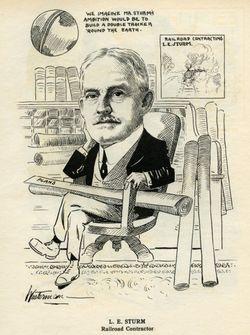 Lloyd E Sturm