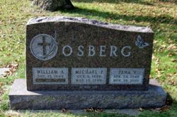 Michael Francis Osberg