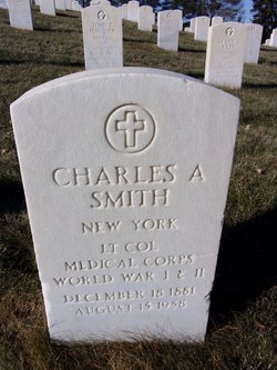 Charles A Smith