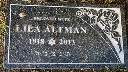 Lila Elizabeth <I>Micklin</I> Altman