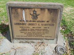 Herbert Victor Whittles