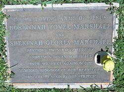 Shekinah Gloria Marshall