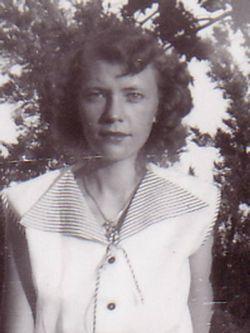 Mary Faye <I>Minnick</I> Smallwood
