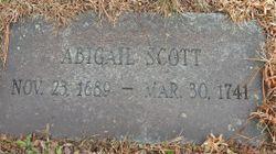 Abigail <I>Scott</I> Bingham