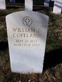 William D Copeland