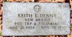 Keith L Denny