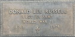 SSGT Donald Lee Russell