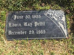 Edwin Ray Pettit