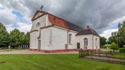 Öveds Kyrkogård