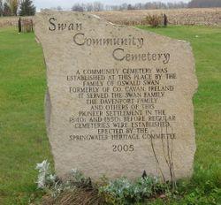 Swan Community Cemetery