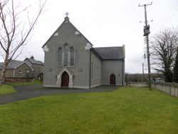 St. Coleman's Chapel Cemetery