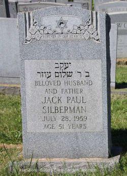 Jack Paul Silberman