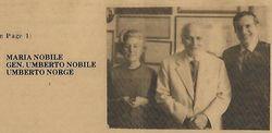 Gen Umberto Nobile