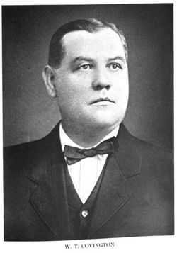 William Thomas Covington