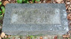 Ray Brown Osborn