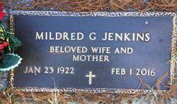 Mildred Elizabeth <I>Gibbens</I> Jenkins