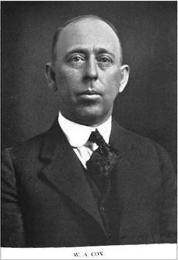 William Arthur Cox