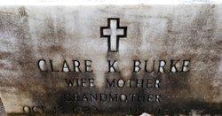 Clare K. Burke