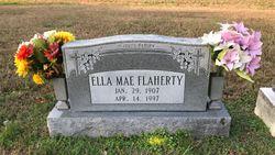 Ella Mae <I>Tippett</I> Flaherty