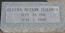 Helena <I>Nelson</I> Fliedner