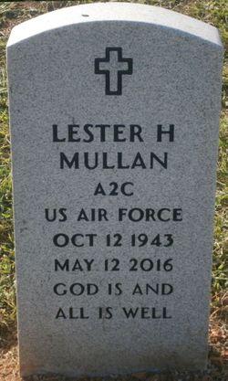 Lester Harold Mullan