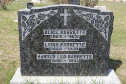 Harold Leo Barrette