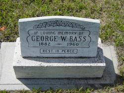 George W Bass