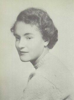 Jane Johnson <I>Bunche</I> Pierce