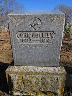 Pvt John Woolley