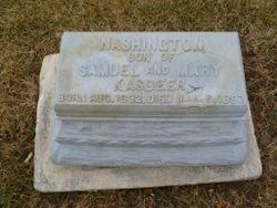 Washington George Kasbeer