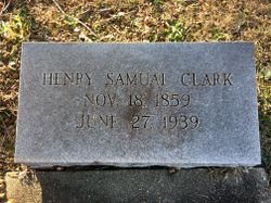 Henry Samuel Clark