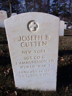 Joseph B Cutten