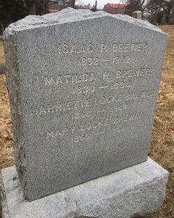 Harriette Locke Brewer