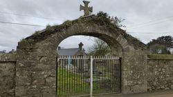 Ramsgrange Graveyard - Old