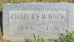 Charles Madison Back