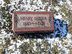 Henry Shrier