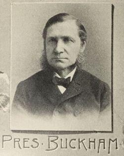 Matthew Henry Buckham