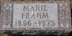 Marie Mildred <I>Wieland</I> Frahm