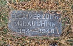 Ella Meredith McLaughlin