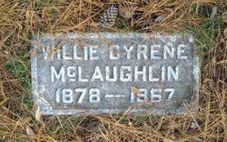Willie Cyrene McLaughlin