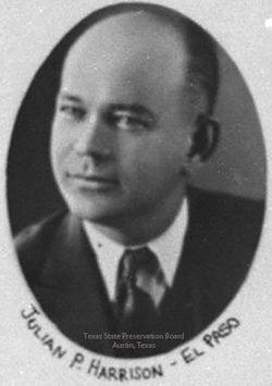 Julian P Harrison